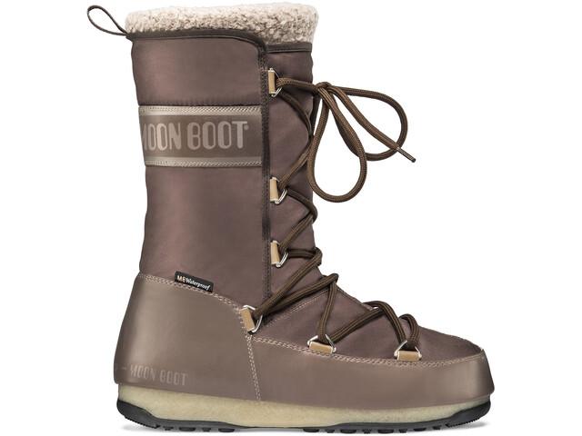 Moon Boot Monaco Wool WP Talvikengät Naiset, mud